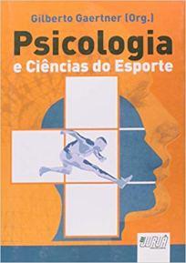 capa do livro psicologia e ciencias do esporte