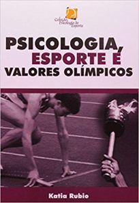 capa do livro psicologia esporte e valores olimpicos