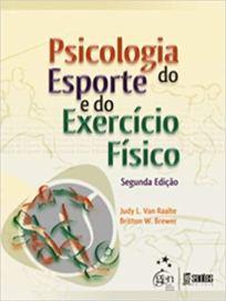 capa do livro psicologia do esporte e do exercicio fisico