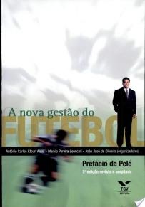 capa do livro a nova gestao do futebol