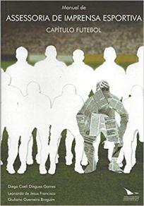 capa do livro assessoria de imprensa esportiva capitulo futebol