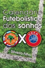 capa do livro calendario futebolistico dos sonhos