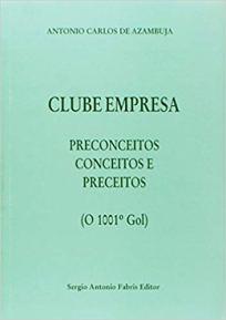 capa do livro clube empresa preconceitos conceitos e preceitos