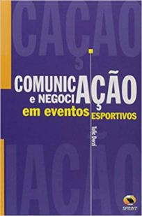 capa do livro comunicacao e negociacao em eventos esportivos