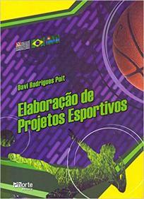 capa do livro elaboracao de projetos esportivos