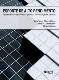 capa do livro esporte de alto rendimento fatores criticos de sucesso gestao identificacao de talentos