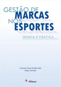 capa do livro gestao de marcas nos esportes teoria e pratica
