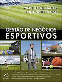 capa do livro gestao de negocios esportivos