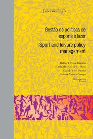 capa do livro gestao de politicas de esporte e lazer