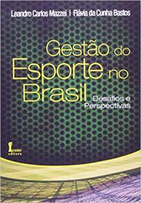 capa do livro gestao do esporte no brasil desafios e perspectivas