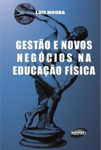 capa do livro gestao e novos negocios na educacao fisica