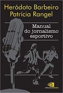 capa do livro manual do jornalismo esportivo