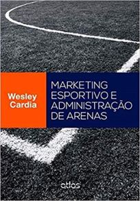 capa do livro marketing esportivo e administracao de arenas