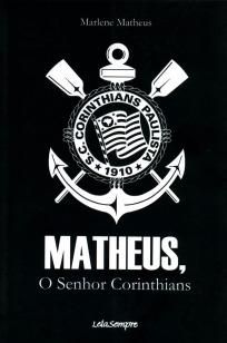 capa do livro matheus o senhor corinthians