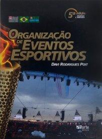 capa do livro organizacao de eventos esportivos