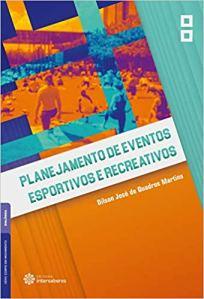 capa do livro planejamento de eventos esportivos e recreativos