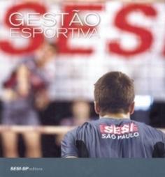 capa do livro sesi gestao esportiva