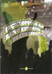 capa do livro enciclopedia do radio esportivo brasileiro