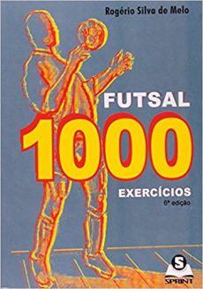 capa do livro futsal 1000 exercicios
