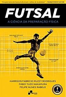 capa do livro futsal a ciencia da preparacao fisica