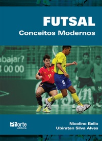 capa do livro futsal conceitos modernos