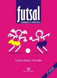 capa do livro Futsal Ensino e pratica