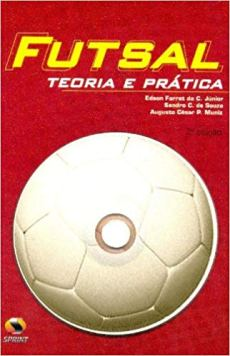 capa do livro futsal teoria e pratica
