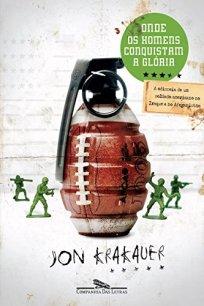 capa do livro onde os homens conquistam a gloria a odisseia de um soldado americano no iraque e no afeganistao
