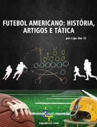 capa do livro futebol americano historia artigos e tatica