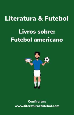 Livros futebol americano