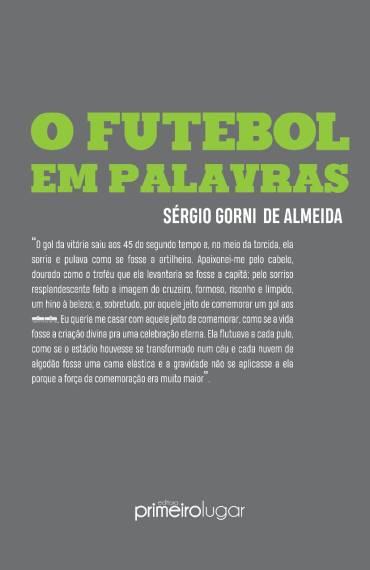 Capa do livro O Futebol Em Palavras