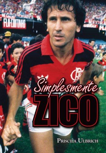 capa do livro simplismente zico