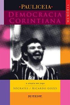 capa do livro democracia corintiana a utopia em jogo