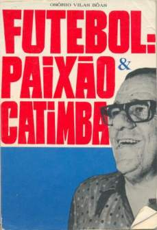 capa do livro futebol paixao e catimba