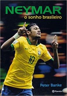 capa do livro neymar o sonho brasileiro