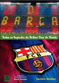 capa do livro o barca todos os segredos do melhor time do mundo