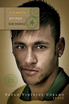 capa do livro o planeta neymar um perfil edicao bilingue