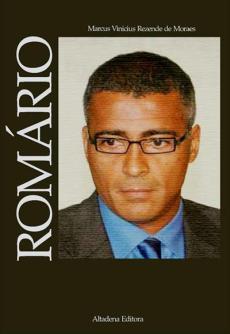 capa do livro romario