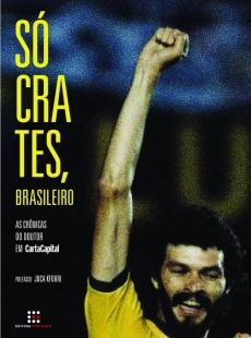capa do livro socrates brasileiro as cronicas do doutor em carta capital