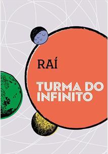 capa do livro turma do infinito