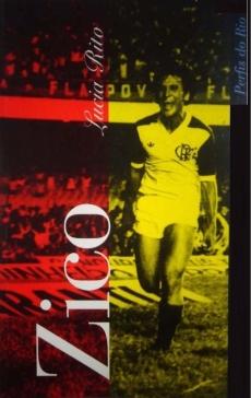 capa do livro zico