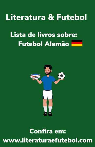 lista de livros sobre futebol alemao