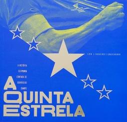 capa do livro a quinta estrela a historia do penta contada de dentro do campo