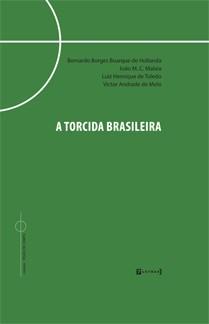 capa do livro a torcida brasileira