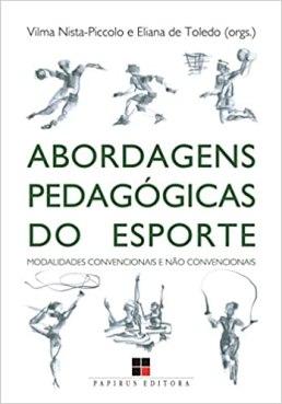 capa do livro abordagens pedagogicas do esporte modalidades convencionais e nao convencionais