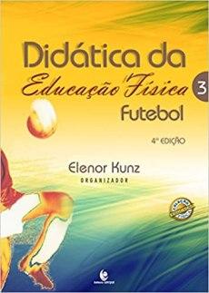 capa do livro didatica da educacao fisica futebol