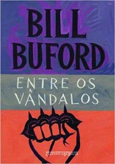 capa do livro entre os vandalos