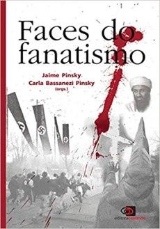 capa do livro faces do fanatismo