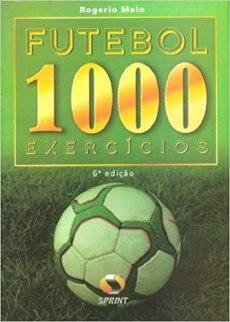 capa do livro futebol 1000 exercicios