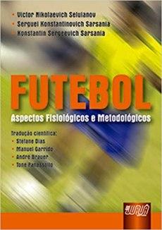 capa do livro futebol aspectos fisiologicos e metodologicos
